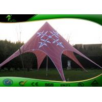 Buy cheap Outdoor Aluminum Oxford Cloth Star Shade Tent 12m Diameter For Advertising product