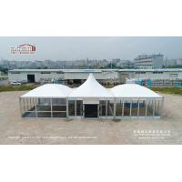 Buy cheap Thermal Roof Module Cube Tent for Outdoor Events and Trade Fair from wholesalers