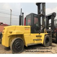 Buy cheap Hyster H16.00XM-6 Used Diesel Forklift Truck For Port Lifting Containers product