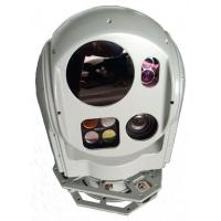 Buy cheap LWIR Multi Sensor Electro Optical Infrared (EO/IR) Gimbal for UAV Helicopter from wholesalers