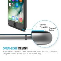 Buy cheap Toughened Iphone 8 Glass Screen Protector , 2.5D Glass Guard Screen Protector  product
