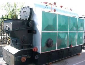 Buy cheap Double Drum Water Tube 30 Ton/H SZL8 A2 Coal Burning Boiler product