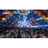 Buy cheap 30X50m Practical Outdoor Waterproof  Polygon tent for International Beer Festival from wholesalers