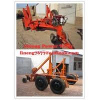 China  Cable Reel Puller, Cable Reel Trailer,Reel Cable Trailer  for sale