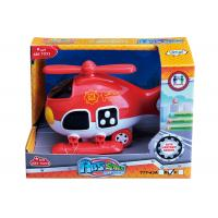 China Light And Sound Rescue Fire Truck Ambulance Infant Baby Toys Red Blue 8  Helicopter on sale