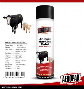 Buy cheap Aeropak 500ML Animal  Marking Paint product