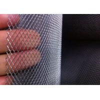 China Small Hole Expanded Metal Mesh Fit Window Screen And Building Material on sale