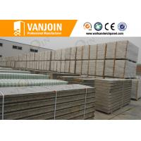 50dB Sound Insulated Sandwich Wall Panels Applied To Interior Wall