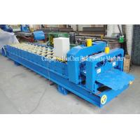 Buy cheap 380V Power Hydraulic Arc Sheet Metal Roll Forming Machines 15 roller station for Africa product