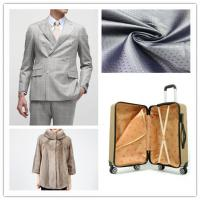 Buy cheap Star Pattern Clothing Lining Fabric Environmental Friendly Smooth Hand Feel product