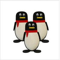 Buy cheap Medium Hardness Interactive Educational Toys Penguin Bowling Ball For Children product