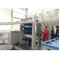 Buy cheap PVC WPC Foaming Board Construction Board Extrusion Line / WPC Construction Template Making Machine from wholesalers