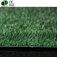 Buy cheap Comfortable Green Polyethylene Turf / Plastic Grass Wall Landscaping product