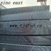 Buy cheap ASTM Galvanized Square Steel Pipe product