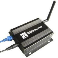 Buy cheap Ethernet RJ45 HSUPA 3G Industrial Router product