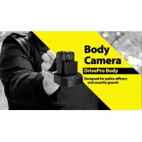 Buy cheap 1296P 140°field HD Police Wearable Camera with Infrared Night Vision , waterproof from wholesalers