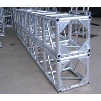 Buy cheap 30cm*30cm Silver Bolt Aluminum Stage Square Lighting Truss SGS Approved from wholesalers