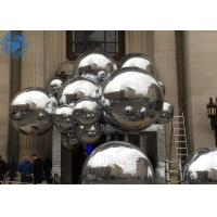 Buy cheap Silver 0.45m Inflatable Reflective Balloon For Wedding Party product