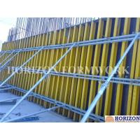 Buy cheap Easy-to-assemble Wall Formwork Panels With Steel Walers and Wood Girder H20 product