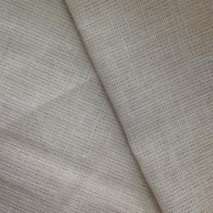 China Men Women Clothing Hemp Fabric Wet Spun Antibacterial Textile 210GSM 12Nm * 12Nm on sale