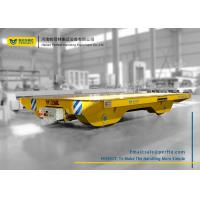 China Cable Reel Powered Rail Transfer Car with Remote & Handheld Control on sale