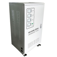 Buy cheap Three Phase 50-60 Hz 20KVA Full Auto Servo Motor Type AC Regulating Voltage Transformer product