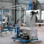 Buy cheap Compound Granules PE Pellet Making Machine , 500Kg / H Underwater Pelletizing System product