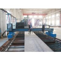 Buy cheap Steel Structure Manufacturing Equipment H Beam Production Line product