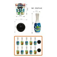 Buy cheap Bowling Toy Set Plastic Bowling Party Favors Kit Sport Toddler Educational toy from wholesalers