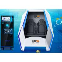 Buy cheap LEKE THEATER 9D Virtual Reality Simulator / Interactive Virtual Reality Motion Simulator product