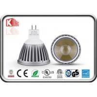 Buy cheap Energy Saving 5W 3000K Indoor MR16 LED Spotlight with Die-casting Aluminum UL Approval product