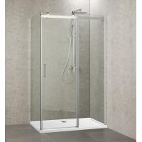 """Buy cheap 34'' D x 48'' W x 76"""" H Inch Frame Sliding Shower Enclosure  for bathroom product"""