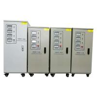 Buy cheap AVR 10KVA Three Phase Voltage Stabilizer 50Hz With Pointer Meters Display product