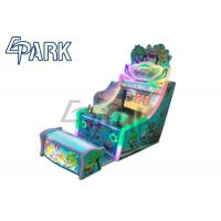 Buy cheap Amusement Park Crazy Water Shooting Arcade Machines For Sale from wholesalers