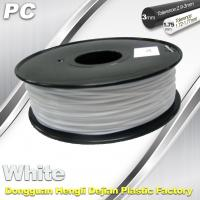 Buy cheap PC Filament for Markerbot 1.75mm / 3.0mm Filament 1.3 Kg / Roll product