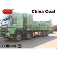Buy cheap Heavy Duty Volume Sand Tipper Truck Logistics Equipment WD615.69/WD615.47 from wholesalers
