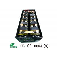 China Rechargeable Lithium Iron Phosphate Car Battery , IP 56 64V 60Ah Lifepo4 Battery Pack on sale