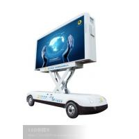 Buy cheap P10 Led Mobile Billboard truck advertising with DIP LED light , outdoor digital billboard product