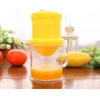 China High quality max 500ml  thickness wall non-electronic fruit juice juicer on sale
