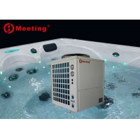 Buy cheap Meeting MD60D air source homemade pool heater 21KW swimming pool heat pumps from wholesalers