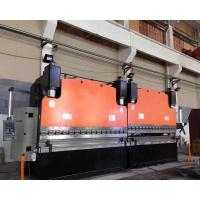 Buy cheap Mechanical Hydraulic CNC Tandem 200 Ton Press Brake Machinery for industrial from wholesalers