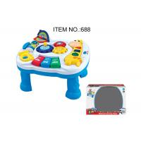 Buy cheap Toddler Musical Learning Table Infant Baby Toys 12 Months With Light & Sound product