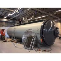 Buy cheap High Performance Carbon Fiber Autoclave 1.5X4M For Aviation New Condition product