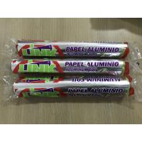 Buy cheap Disposable Catering Aluminium Foil Roll 10 - 60cm Width For Food Packing product