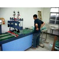 Quality Double Head Circular Glass Cutter,Automatic Round Glass Cutting Table,Glass for sale