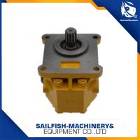 Buy cheap 16T-76-06000 hydraulic pump for shantui SD16 bulldozer from wholesalers
