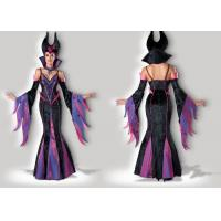 Buy cheap Women'S Witch Cosplay Halloween Adult Costumes Dress  Clubwear product