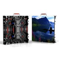 Buy cheap Ultra Thin Advertising LED Video Wall Rental 1500cd Brightness High Refresh P2.5 from wholesalers