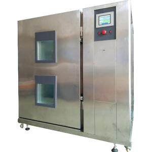 Buy cheap Material Resist 98%RH 408L Temperature Test Chamber product