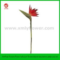 Buy cheap Decorative Artificial Flower of Bird of Paradise Flower product